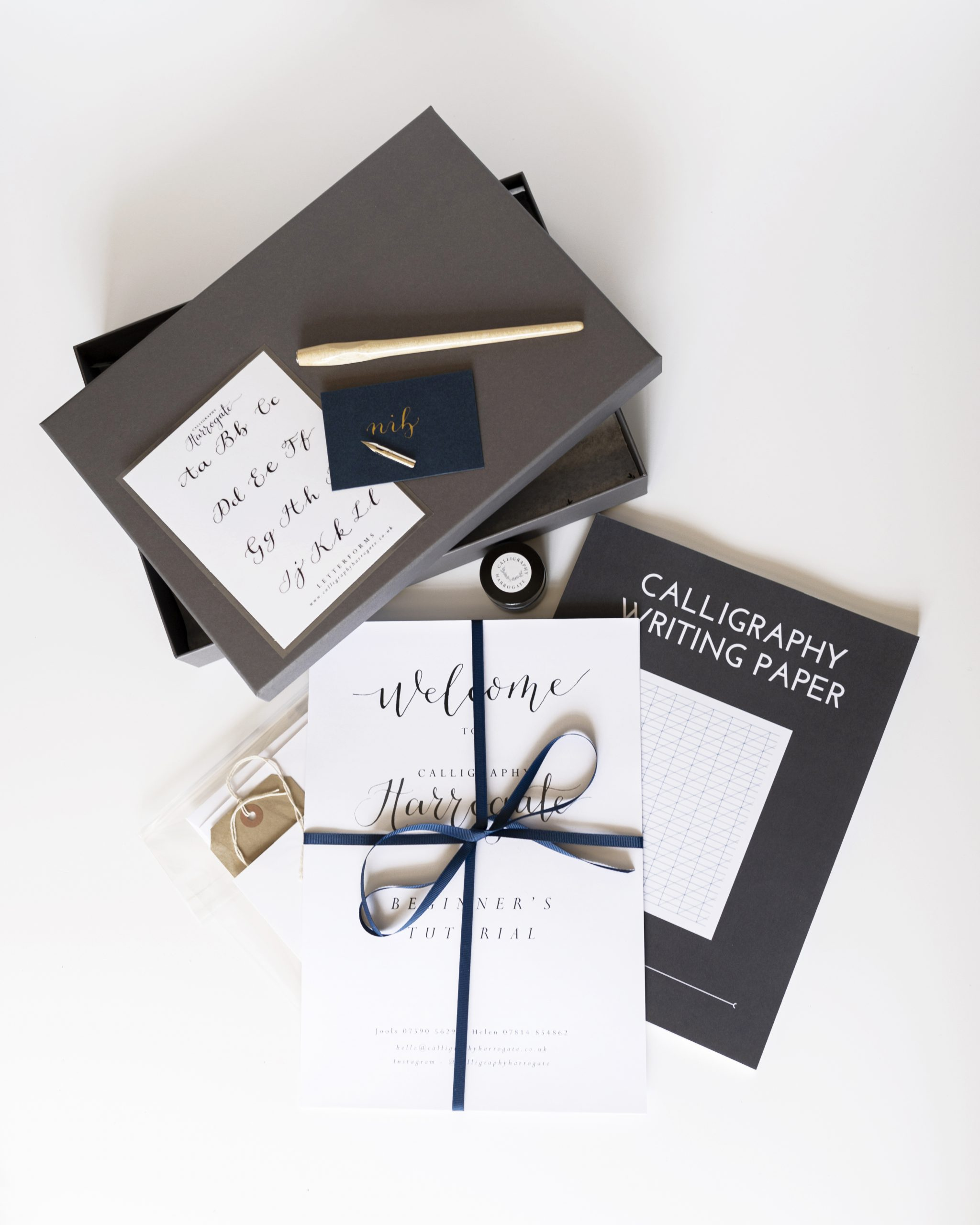 Calligraphy and stationery supplies Harrogate