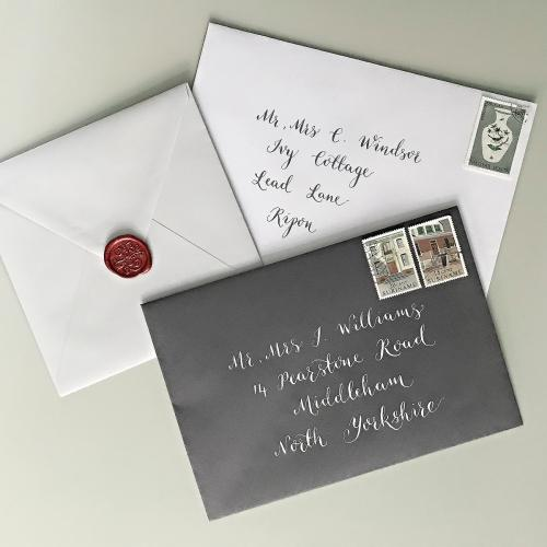 Envelopes LR