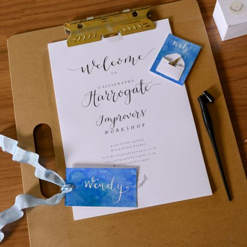 Calligraphy for Improvers