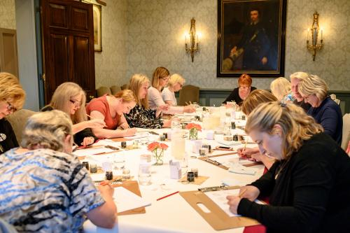 Calligrapy Workshop York